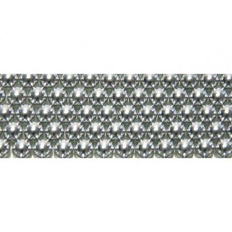 ICS Sachet 0,30g Alu de 500 Billes (ICS) AC-ICS30ALU Billes 6mm