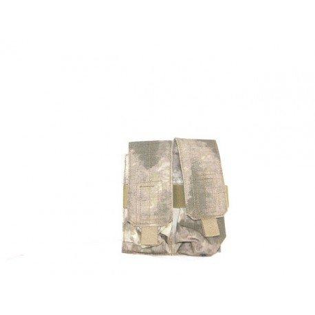 PANTAC Poche Chargeur M4 (x2) A-Tacs (Pantac) AC-PTPHS207ATA Poche Molle