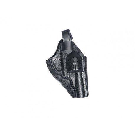 "ASG Holster Revolver Dan Wesson 2.5/4"" Simili Cuir (ASG 17349) AC-AS17349 Holster"