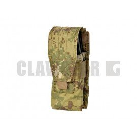 Invader Gear Taschenladegerät M4 (x2) Socom AOR2 (Klauengetriebe) AC-CG5491 Soft Pouch