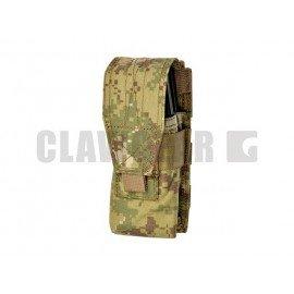 Invader Gear Pocket Charger M4 (x2) Socom AOR2 (Claw Gear) AC-CG5491 Custodia morbida