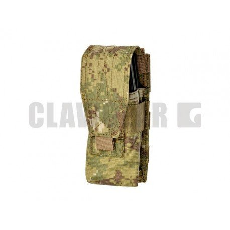 Invader Gear Poche Chargeur M4 (x2) Socom AOR2 (Claw Gear) AC-CG5491 Poche Molle