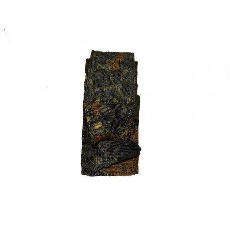 Invader Gear Poche Chargeur M4 (x2) Flecktarn (Claw Gear) AC-CG5440 Poche Molle