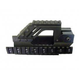 Battleaxe RIS P90 METAL AC-BA730 RIS / RAS