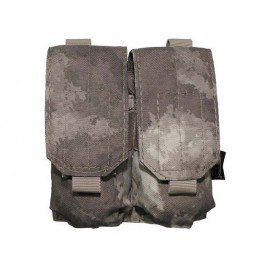 Estuche suave de doble bolsillo M4 / M16 A-Tacs HA-MF30615P Estuche suave