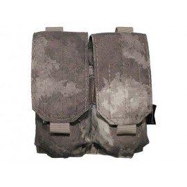 Weiches Dual Pocket M4 / M16-Ladegerät A-Tacs HA-MF30615P Weiches Etui
