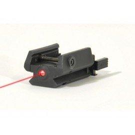 Láser rojo compacto para pistola (Swiss Arms 263877)