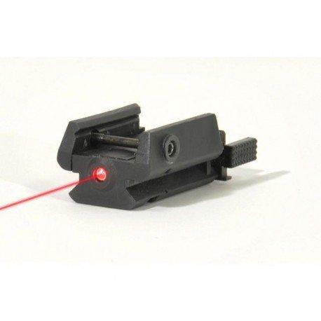 CYBERGUN Laser Rouge Compact pour Pistolet (Swiss Arms 263877) AC-CB263877-EM5169A Laser
