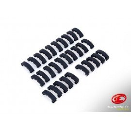 ELEMENT Indexclip (Set de 30pcs) Noir (Element) AC-ELEX265-BK SOLDES
