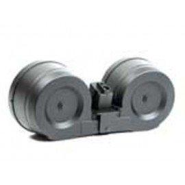 WE Ammo Box MP5 de 1500 Billes (A&K 44014) AC-AK44014 Chargeurs
