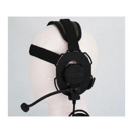 ELEMENT Z-Tactical Casque Bowman Evo III Noir (Element) AC-ELZ029 Communication & Radio