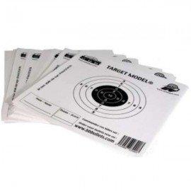 Cible Papier (Pack de 50) 140x140mm (Swiss Arms)