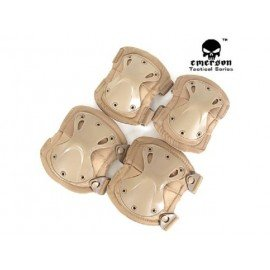 Coyote Knee & Elbow Set (Emerson)