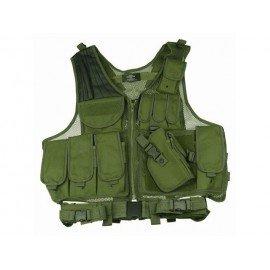 WE Veste Tactique Holster OD AC-FDST26G Gilet & Veste tactique