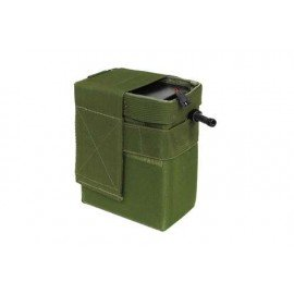 AmmoBox M60 / MK43 auto 2500 Billes (A&K)