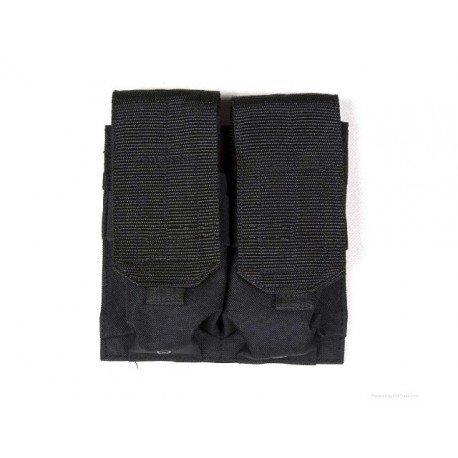 WE Poche Chargeur M4 (x2) Noir (Fidragon) AC-FDST311 Poche M4 / M16