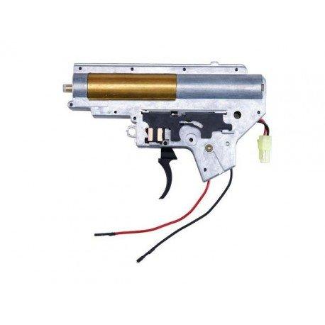 CYMA Gearbox MP5 w/ Moteur (Cyma) AC-CMCM03 Pieces Internes