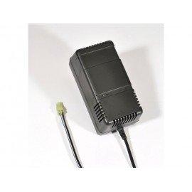 CYBERGUN Swiss Arms Chargeur de Batterie Rapide 8.4/9.6v NiMh AC-CB603363 Chargeur de Batterie