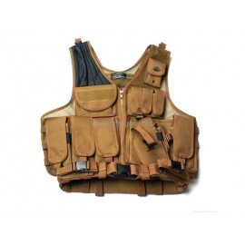 Coyote Holster Tactical Jacket (Fidragon)
