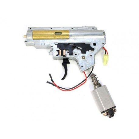CYMA Cyma Gearbox M4 Arrière Complète w/ Moteur AC-CMMA001 Pieces Internes