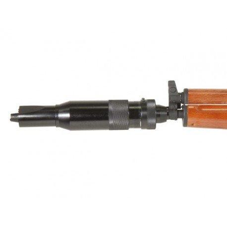 CYBERGUN Silencieux AK PBS-4 (Swiss Arms 123004) AC-CB123004 Silencieux & Adaptateur