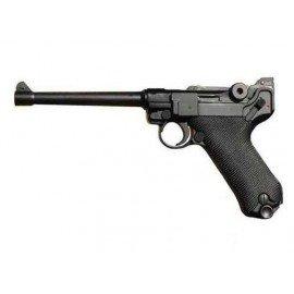 """WE Luger P08 6"""" Marine Gaz"""