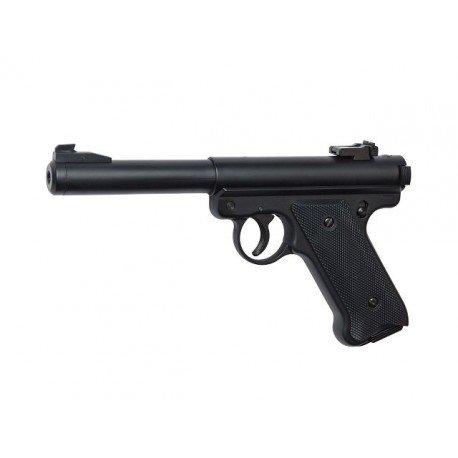 ASG / KJ MK1 Luger