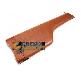 Nalgas de madera HFC para M712