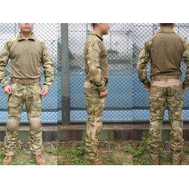 Emerson Uniforme Combat Set Gen2 A-Tacs FG (Emerson) HA-EMEM6922 Uniformes