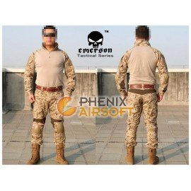Emerson Uniforme Combat Set Gen2 AOR1 (Emerson) HA-EMEM6914 Uniformes