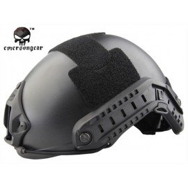 FAST Deluxe MH Helmet w / Black Accessories (Emerson)