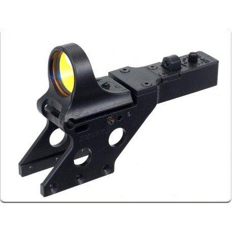 ELEMENT Seemore IPSC Pour Hi-Capa Noir AC-ELEX183 Red Dot / Point rouge