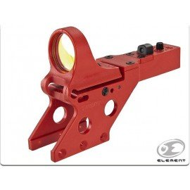Emerson Element Seemore IPSC pour Hi-Capa 5.1 Rouge AC-ELEX183RED Red Dot / Point rouge