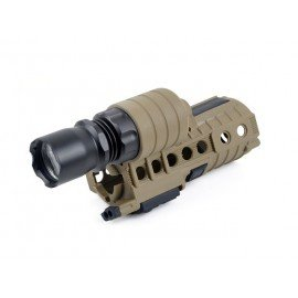 Element Handguard with lamp