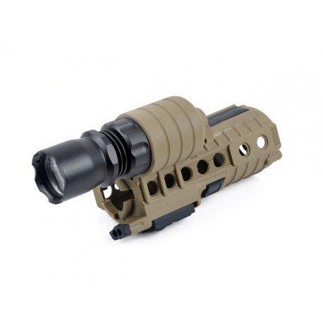 Emerson Element Garde-Main avec lampe AC-ELEX203T Accessoires