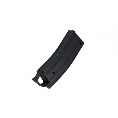 WE Chargeur M4 Metal 300 Billes w/Ranger Plate Noir AC-YZ512B Chargeurs