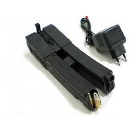 Dble Chargeur MP5 Electrique 650 Billes (JS)
