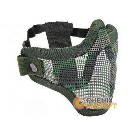 Dschungel-Tarnmaske für Stalker Gen2 (Emerson)