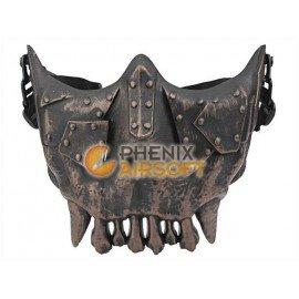 Máscara de bronce de cuerpo de espina (Emerson)