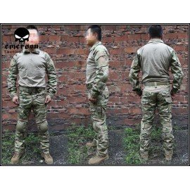 Set di combattimento uniforme Gen2 Multicam (Emerson)