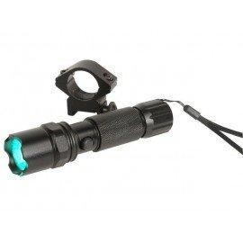 Grüne wiederaufladbare LED-Lampe (Swiss Arms 263926)