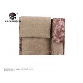 Admin Pocket AOR1 (Emerson)