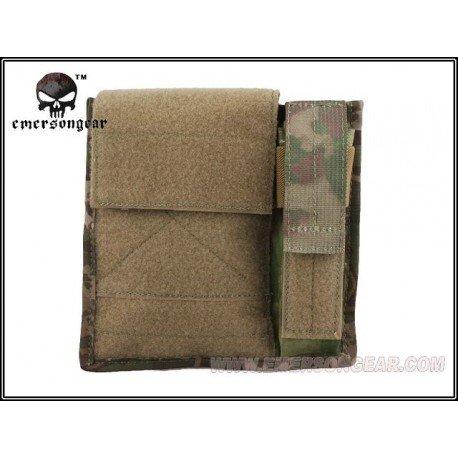 Emerson Poche Admin A-Tacs FG (Emerson) AC-EMEM9022C Poche Molle