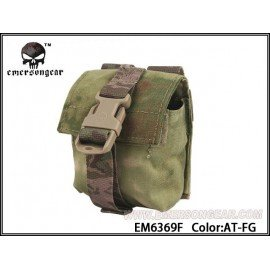Emerson Emerson Poche Grenade Frag A-Tacs FG HA-EMEM6369C Poche Molle