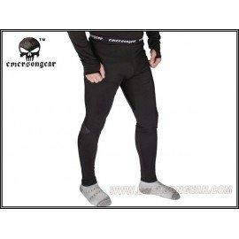 Emerson Sous-vetement Pantalon Chaud Noir (Emerson) HA-EMEM6809 Uniformes