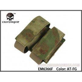 Grenade Pouch 40mm (x2) A-Tac FG (Emerson)