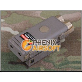 Emerson Laser Rouge & Lampe PEQ-10 Desert (Emerson) AC-EMBD4426 Lampe