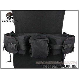 Cinturón de francotirador negro (Emerson)