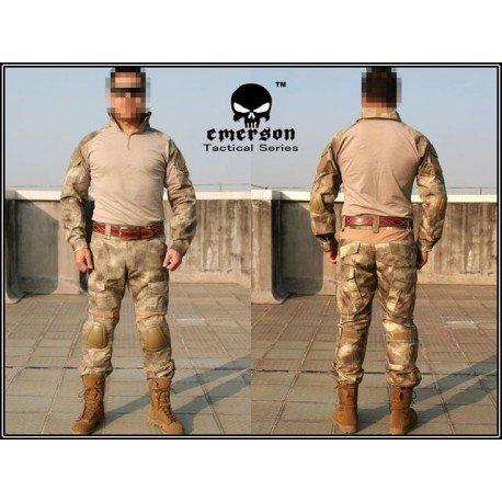 Emerson Uniforme Combat Set Gen2 A-Tacs (Emerson) HA-EMEM6912 Uniformes