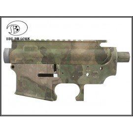 Kit Corps M4 Custom Atacs FG AC-BD3883A Accessoires
